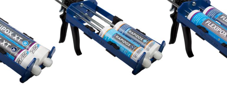 Woodcap® Epoxid-Dosiergerät